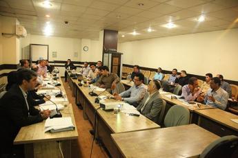 جلسه بهبود فرآیندهای اتوماسیون تخصصی